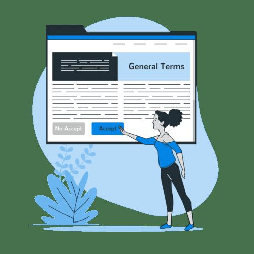 Crear Páginas Legales Web