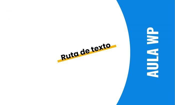 ¡Elementor 3.2 y Text Path! ruta de texto