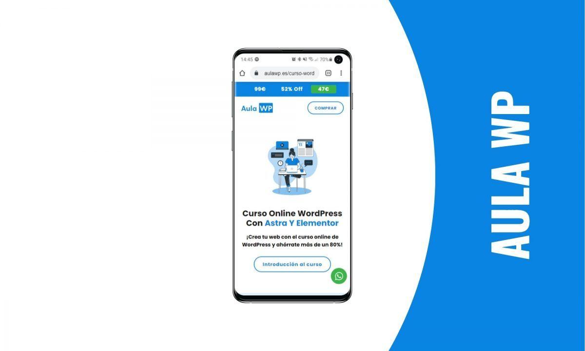 Crear un Chat flotante de WhatsApp con Elementor